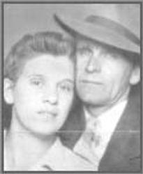 Bro. Branham and wife meda