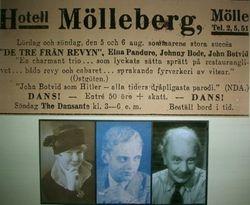 Hotell Molleberg 1933