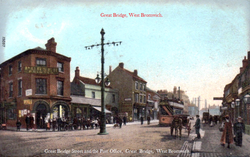 West Bromwich. about 1903.