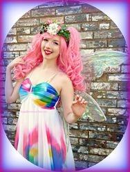Kaleida, the Rainbow Fairy