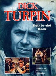 Dick Turpin - Dot-to-Dot Book