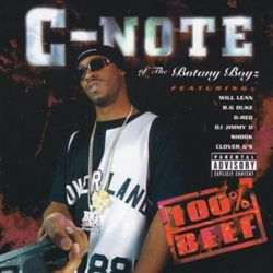 Hip-Hop Artist C-NOTE of The Botany Boys