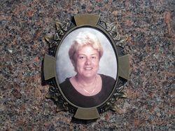 Ceramic Photo with Bronze Leaf Frame