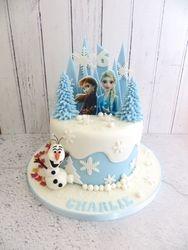 Charlie's 6th Birthday Cake