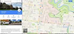 Origin Driving School Abbotsford Locations Map
