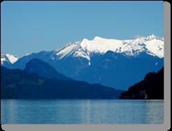 Ce lac mesure 60 km de long