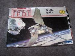 Star Wars - Shuttle Tyderium