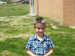 Pre K Easter egg hunt