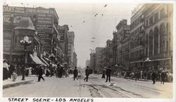 LOS ANGELES, 1910