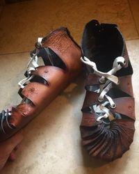 Celtic shoes
