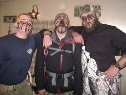 3 Amigos....
