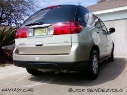 Carl ---------Buick Rendezvous