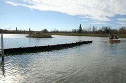 New Aqua~Hedge Harbor Boom