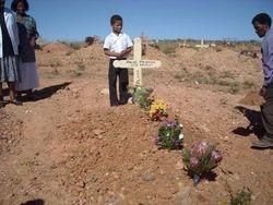 Ashley's Mum's Funeral