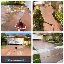 Driveway Paint Concrete Sealing