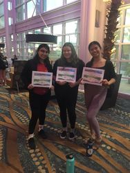 CK Dance Team NUVO Scholarship Winners