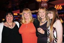 The great Klondyke Kate, Mitzi Mueller,Leather Lena, Georgina Swann