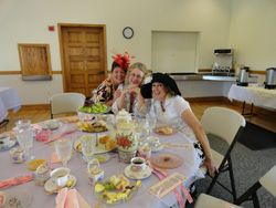 East County Junior Woman's Club Tea