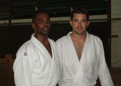 Judo/Sambo crosstraining 2009