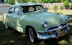 9.1950 Ford 4-Dr Sedan