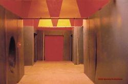 Cardboard Enterprise Corridors -pic 43