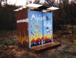 2003 An Alpine Rally focal point