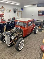 52.31 Ford Hot rod