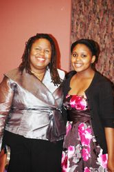 Minister Tia & Daughter