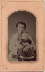 Louisa Bellina and Albert Oliver
