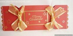 Cracker or Bon Bon Card Template