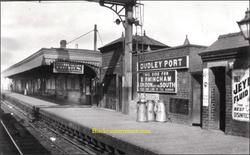 Dudley Port Station.