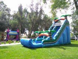 22 ft tropical dry slide