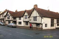 Lavenham - The Swan Hotel