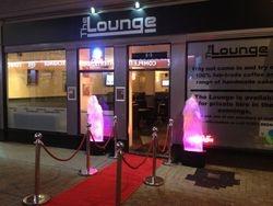 VIP Entrance at the Lounge Bar