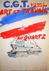 ART & TRAVAIL au QUARTZ