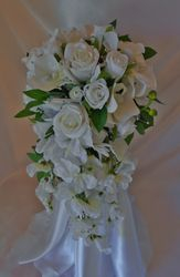 Waterfall Bouquet  #B11