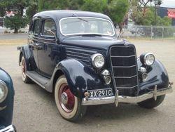1935 Sedan