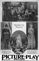 81 Branded by Puritans - Lillian Gish