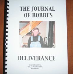 Bobbis' journal of deliverance