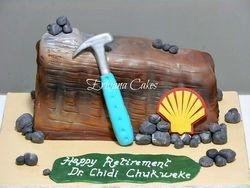 Geologist  Rock Cake