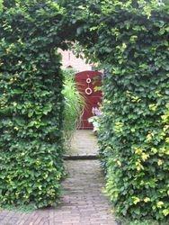 Bronkhorst Village Doorway