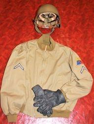 5th Armored Div. Crewman: