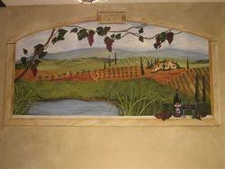 Tuscan Scene in Union CT