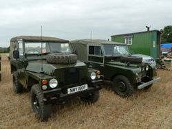 LandRover Series 1 & Lightweight