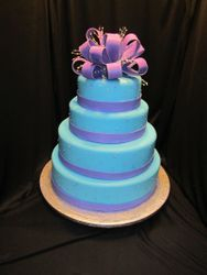 sweet fifteen cake