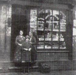 Edwardian Shopping, 1910