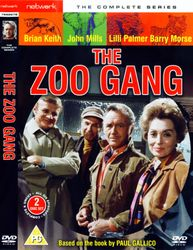 The Zoo Gang - Complete Series DVD Set (UK reg. 2 release)