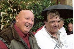 Mel Stuart and Mickey West