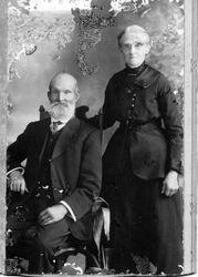 Mr and Mrs John Wearne