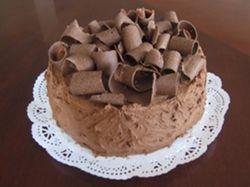 BATIDO DE CHOCOLATE Y CHOCOLATE